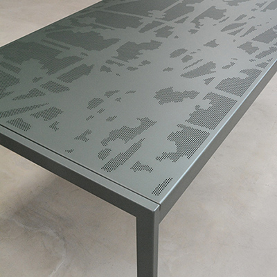 Abstract Table (304 SS)