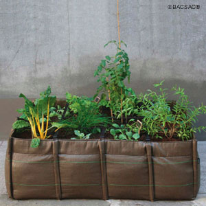 16 Quadrant Square Planter