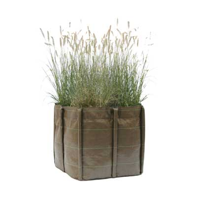 4 Quadrant Haut Planter