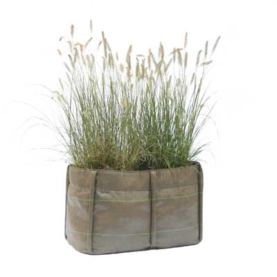 2 Quadrant Long Planter