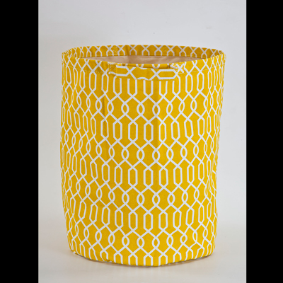 Yellow Link Storage Basket