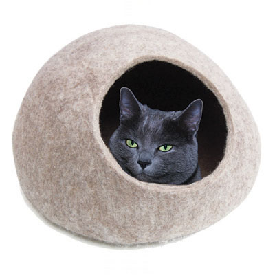 Light Grey Pod Bed