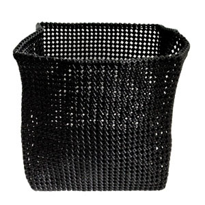 Black Medium Basket