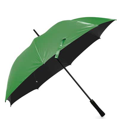 Golf Automatic Umbrella Emerald/Black
