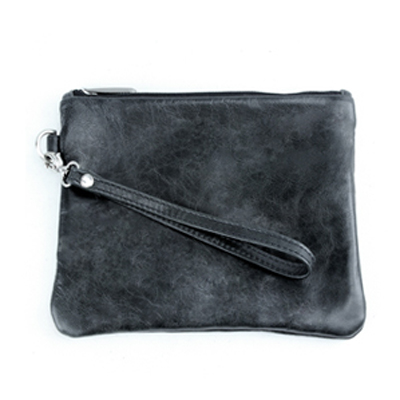 Licorice Tulum Clutch