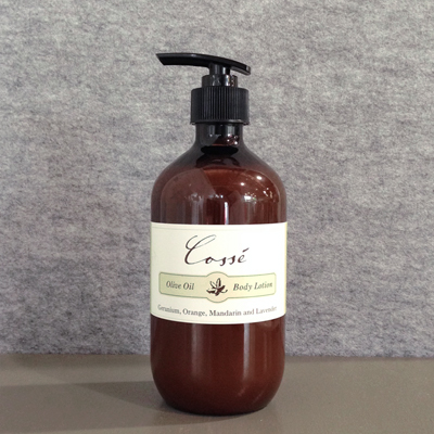 Geranium, Orange, Mandarin and Lavender Body Lotion 500ml