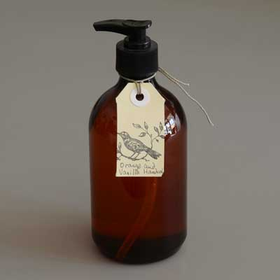 Geranium, Orange, Mandarin and Lavender Handwash
