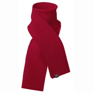 Red Pleece Scarf