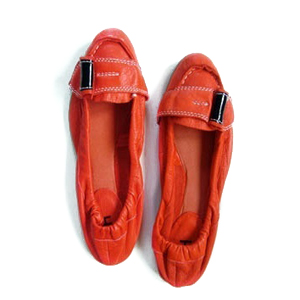 Red ENTH Shoes Size 37