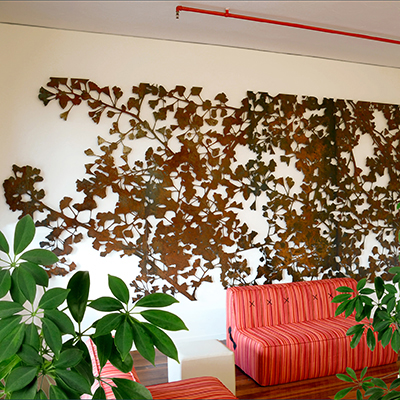 Ginkgo Screen - Panel 1