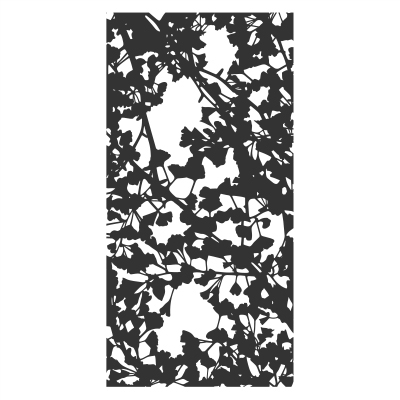 Ginkgo Screen - Panel 4