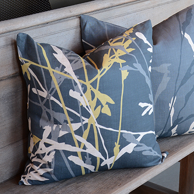 Feather Grass Cushion 1