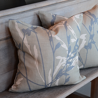 Feather Grass Cushion 22