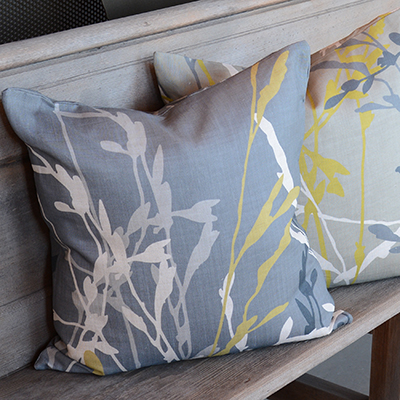 Feather Grass Cushion 3