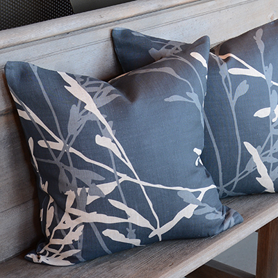 Feather Grass Cushion 5