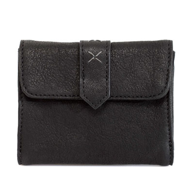 Ned Black Wallet