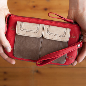 Red June Wallet