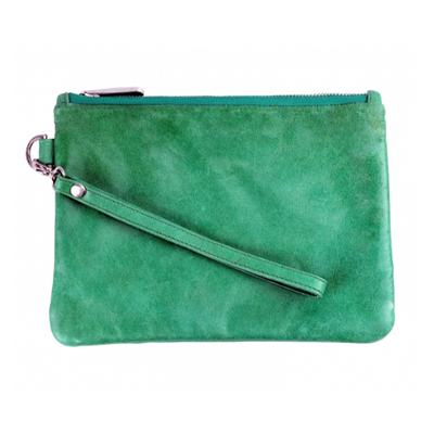Mint Tulum Clutch